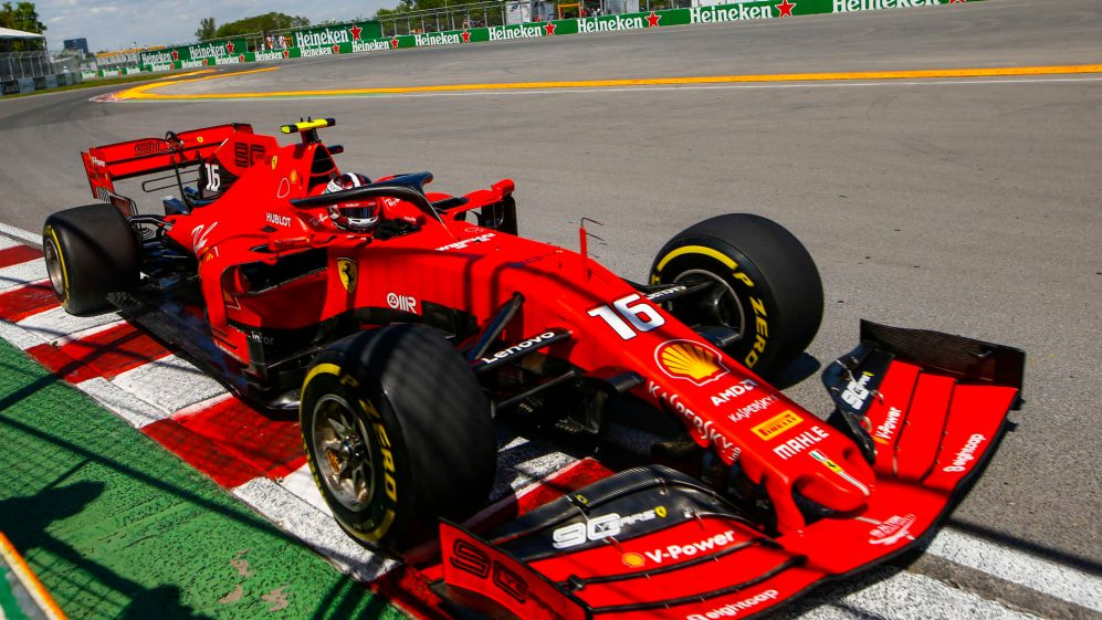 Canadian Grand Prix Free Practice 2 report and highlights: Ferrari