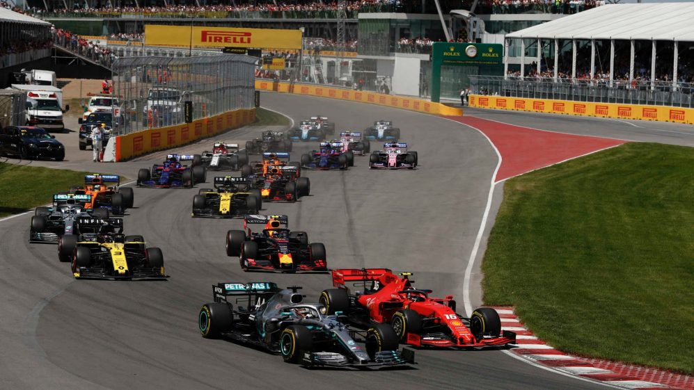 2019 Canadian GP