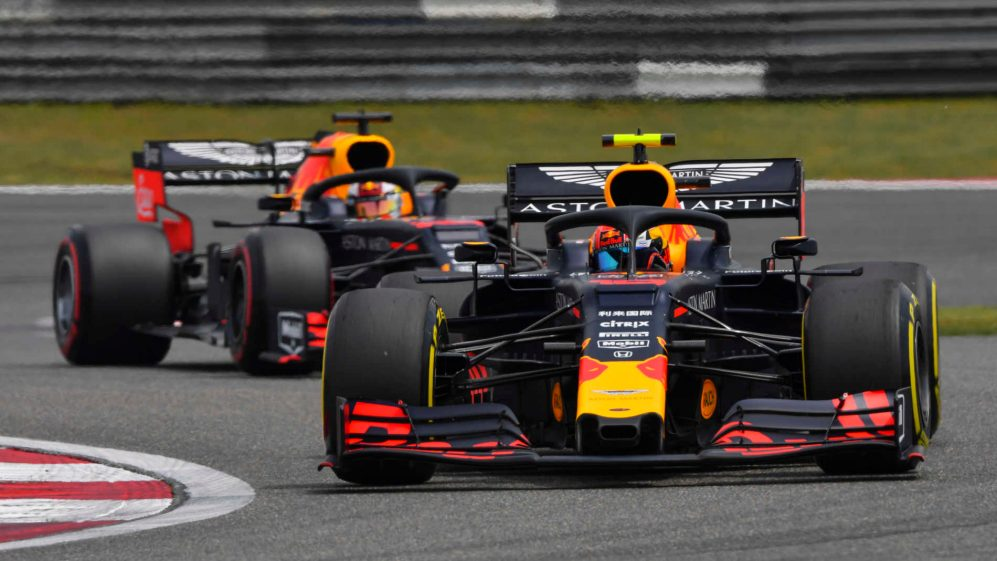 Honda to bring upgraded power unit to France | Formula 1®