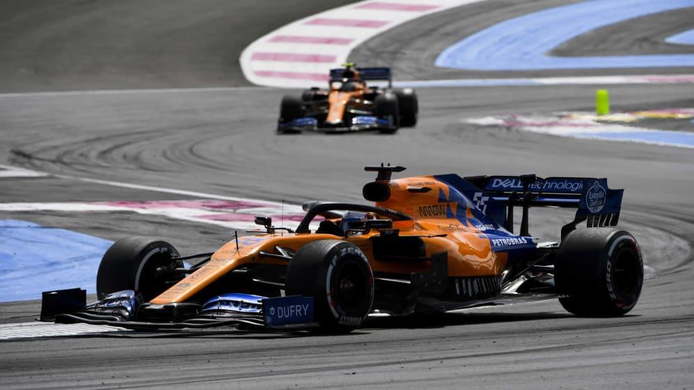 McLaren confirm Sainz and Norris for next season