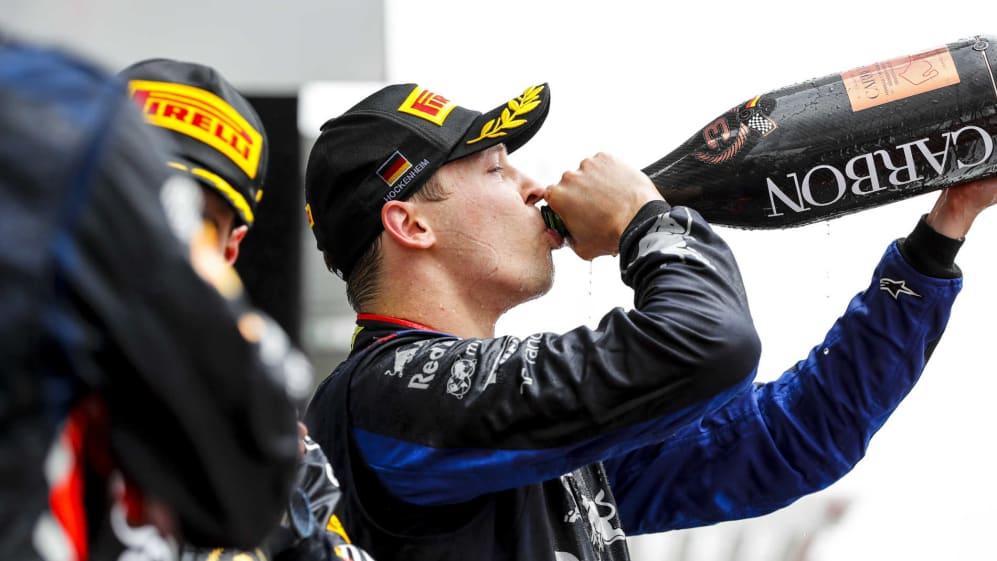 Daniil Kvyat: 2019 'one of my best years in F1'   Formula 1®