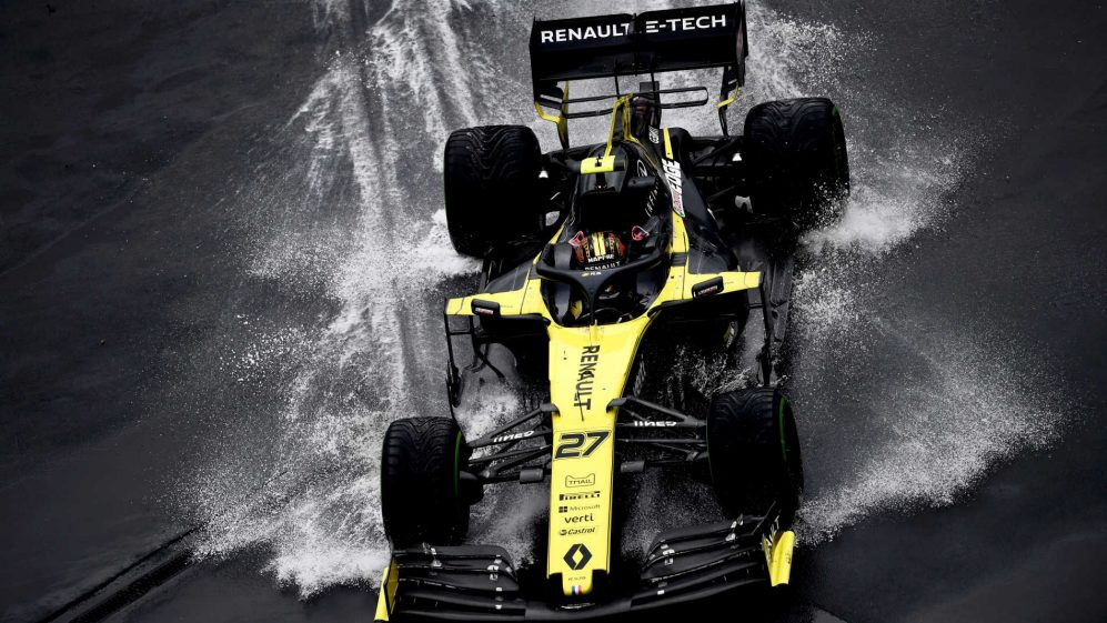 Hulkenberg says he is 'quite likely' to stay at Renault