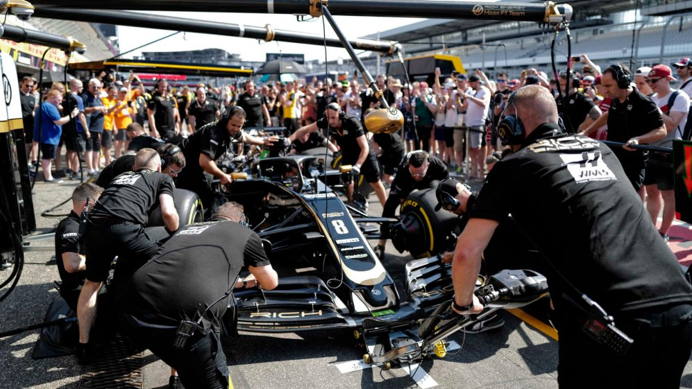LIVE COVERAGE - First Practice in Germany | Formula 1®