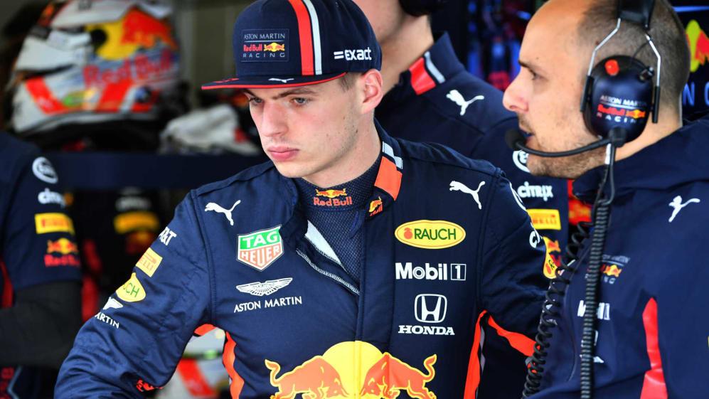 Verstappen says turbo lag cost him shot at Silverstone pole | Formula 1®