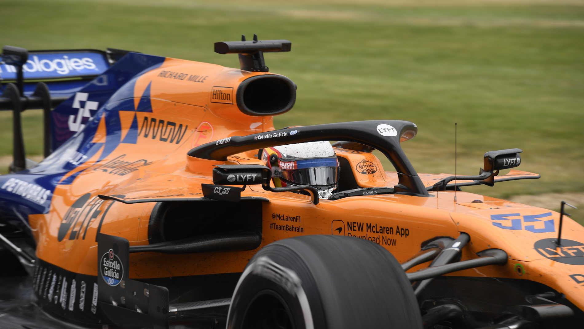 Mclaren Formula 1: Sainz: McLaren Need Low-speed Performance Gains To Keep