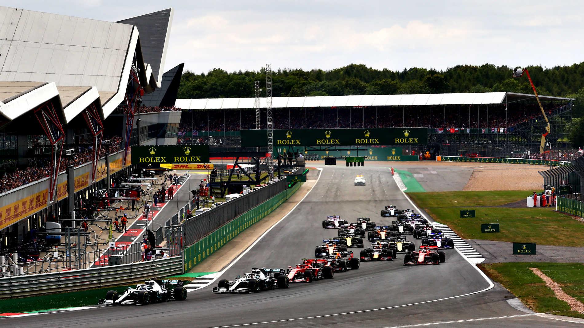 Formel 1 In Deutschland 2020