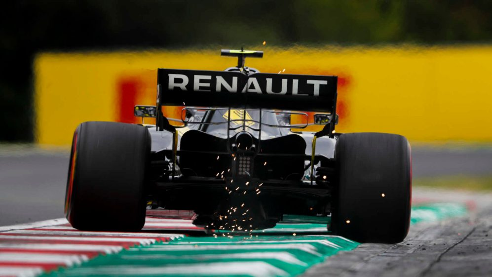 Esteban Ocon is joining Renault F1 next season
