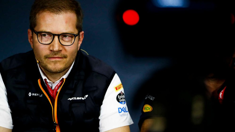 Andreas Seidl: The man tasked with leading McLaren's fightback | Formula 1®