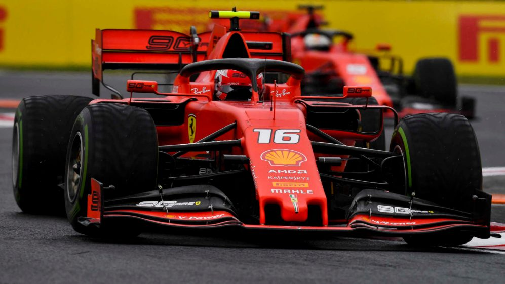 TECH TUESDAY: Why Ferrari will be favourites at Spa and Monza
