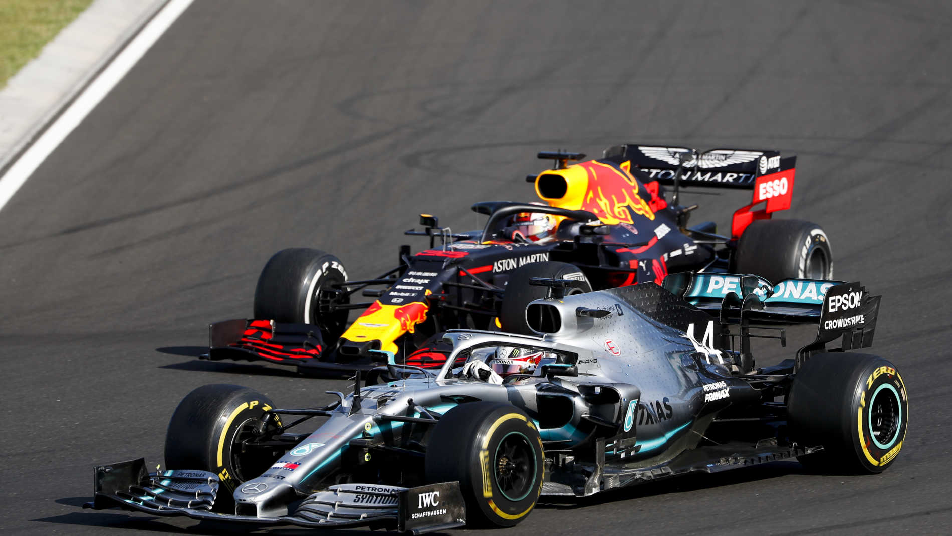 Verstappen: P2 and fastest lap was 'maximum possible' in Hungary