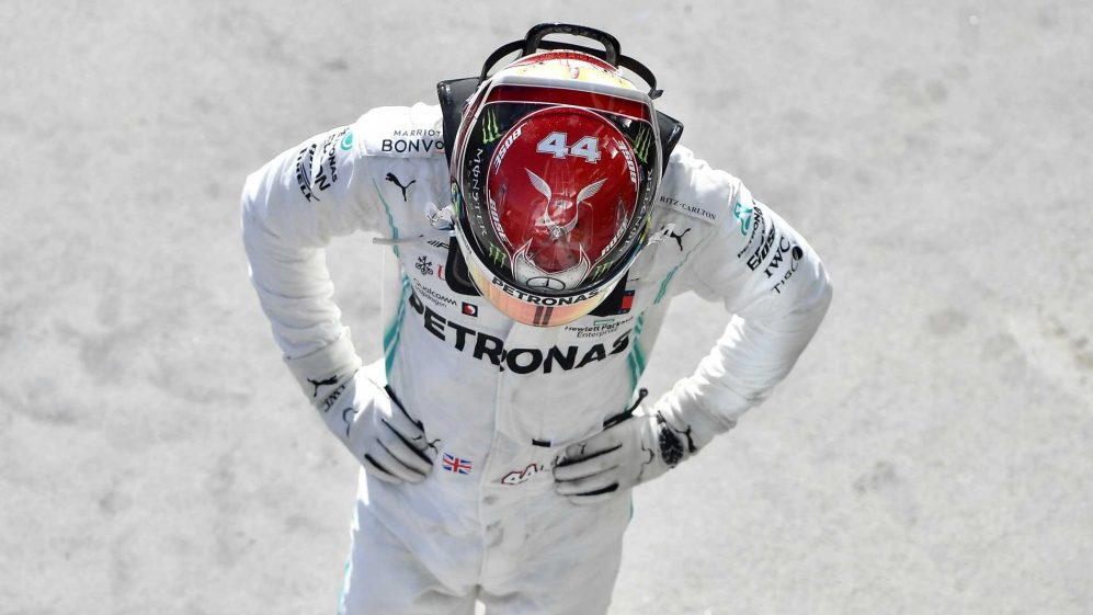 Hamilton targets qualifying performance improvement | Formula 1®