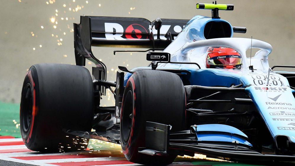New Williams front wing should unlock potential for 2020 - Kubica | Formula 1®