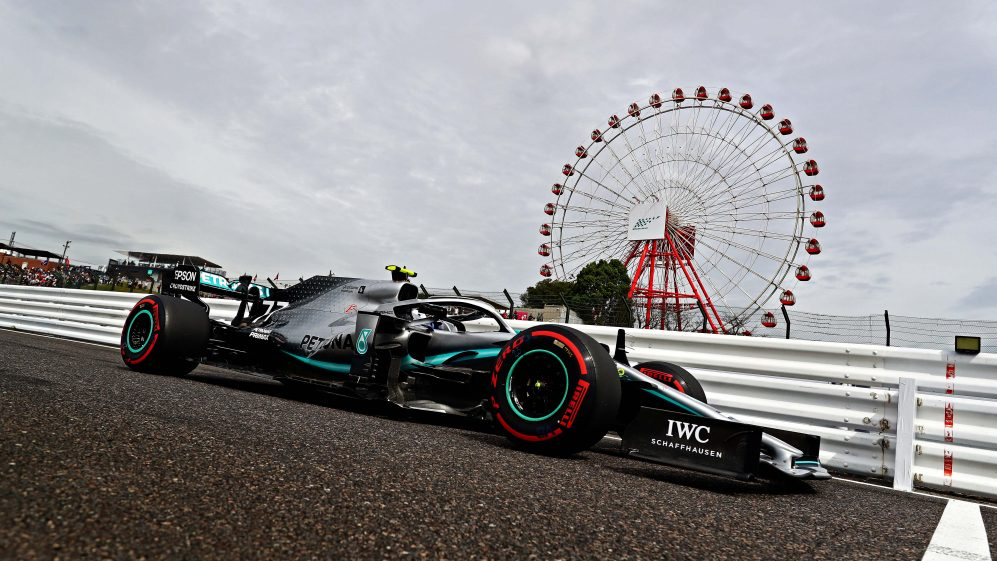 2019 Japanese Grand Prix FP2 report and highlights: Mercedes dominate again as Bottas leads Hamilton in Japan