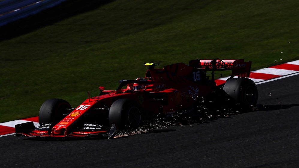 Jolyon Palmer's Analysis: Why Leclerc had reason to be aggrieved in Japan | Formula 1®