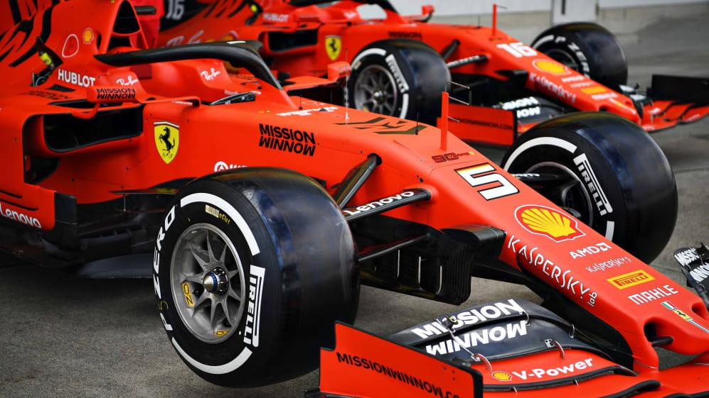 2019 Japanese Grand Prix: Vettel confident Ferrari have solved Russia engine problem | Formula 1®