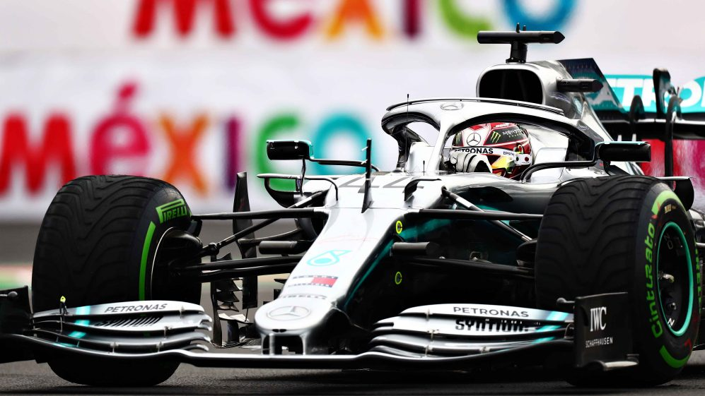 2019 Mexican Grand Prix FP1: Hamilton closely followed by Leclerc and Verstappen in first Mexico GP practice session | Formula 1®