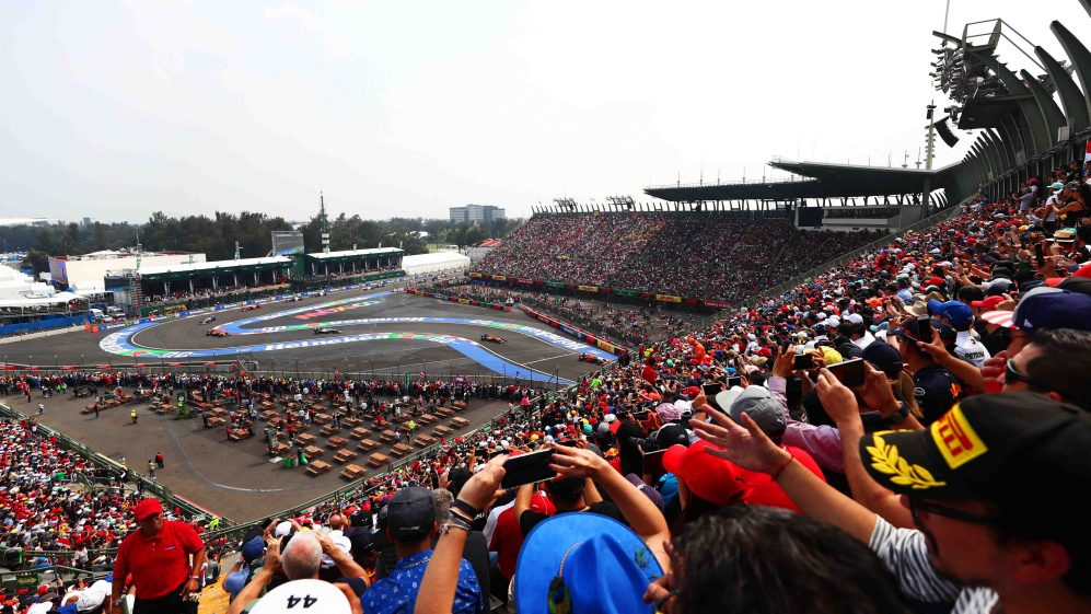 W Series joins F1 support bill for US and Mexico City Grands Prix | Formula 1®