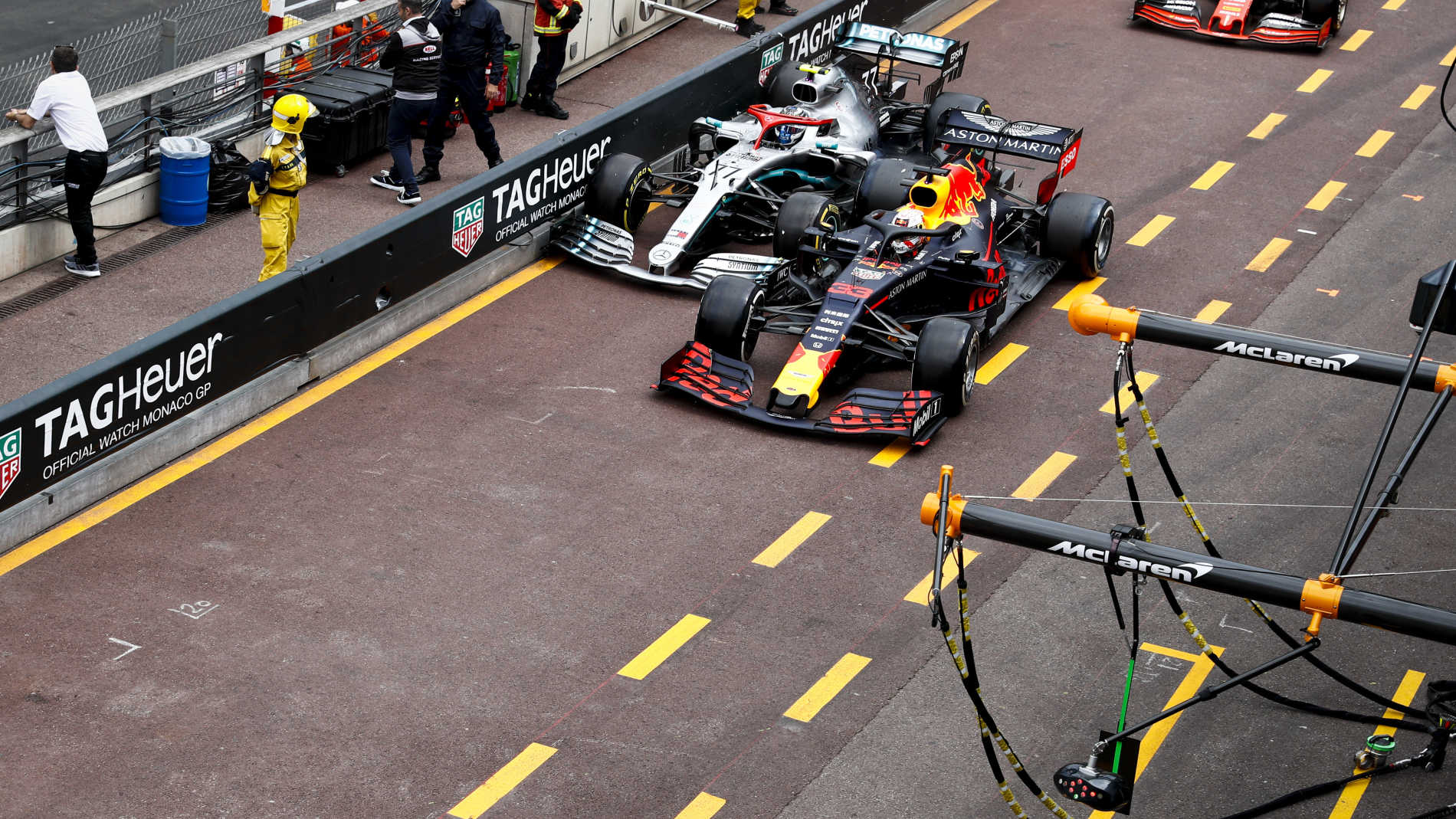 What the teams said - Race Day in Monaco | Formula 1®