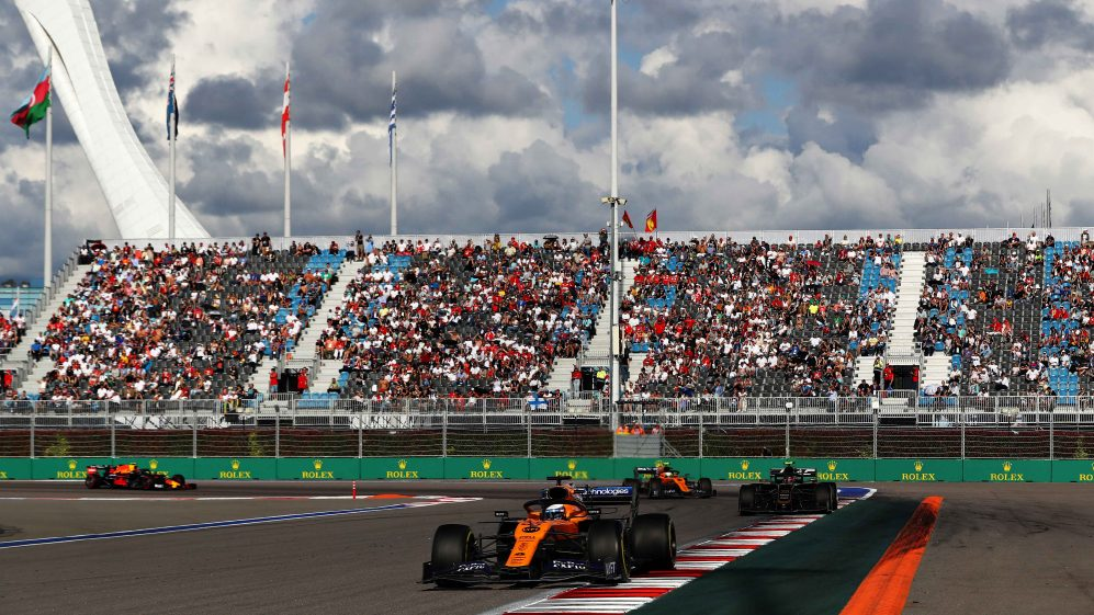 'We executed everything perfectly' says Sainz after sixth in Sochi | Formula 1®