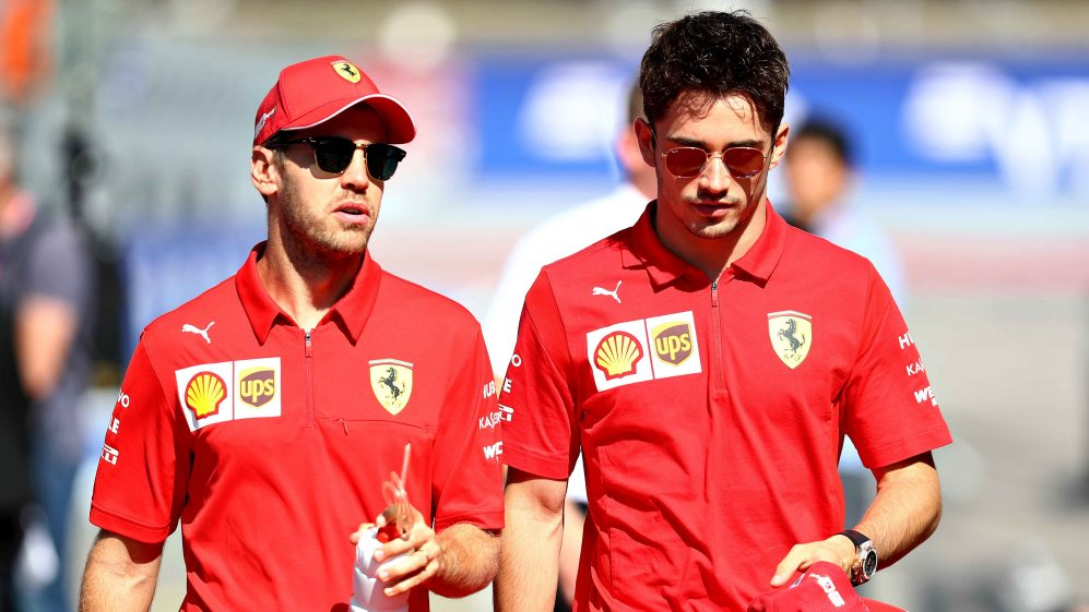 Should Ferrari change their approach to avoid driver disharmony? | Formula 1®