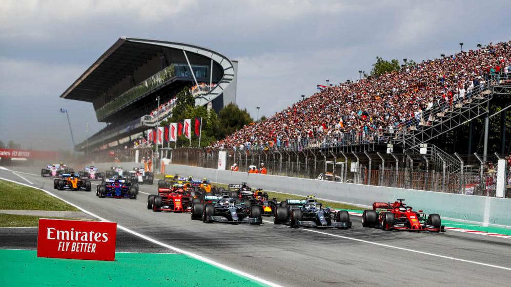 Calendario De Champions 2020.The Official Home Of Formula 1 F1 Com