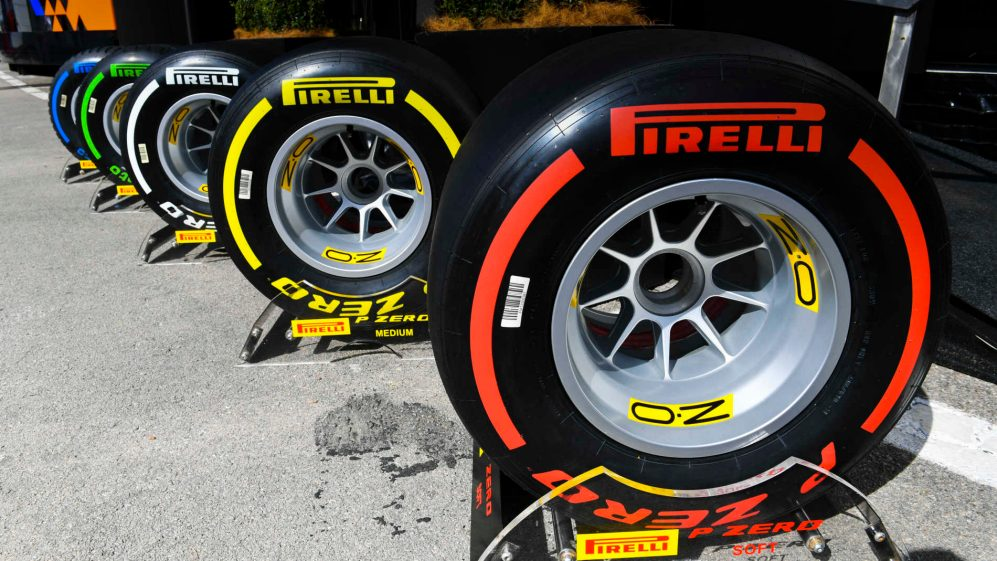 What Tyres Have The Teams And Drivers Picked For Great Britain Formula 1