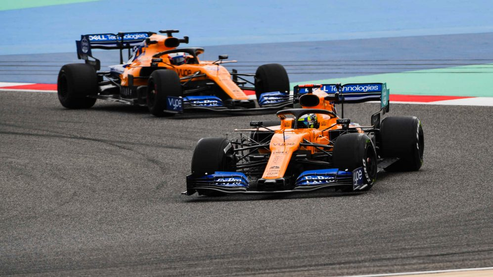 McLaren confirm Sainz and Norris for next season