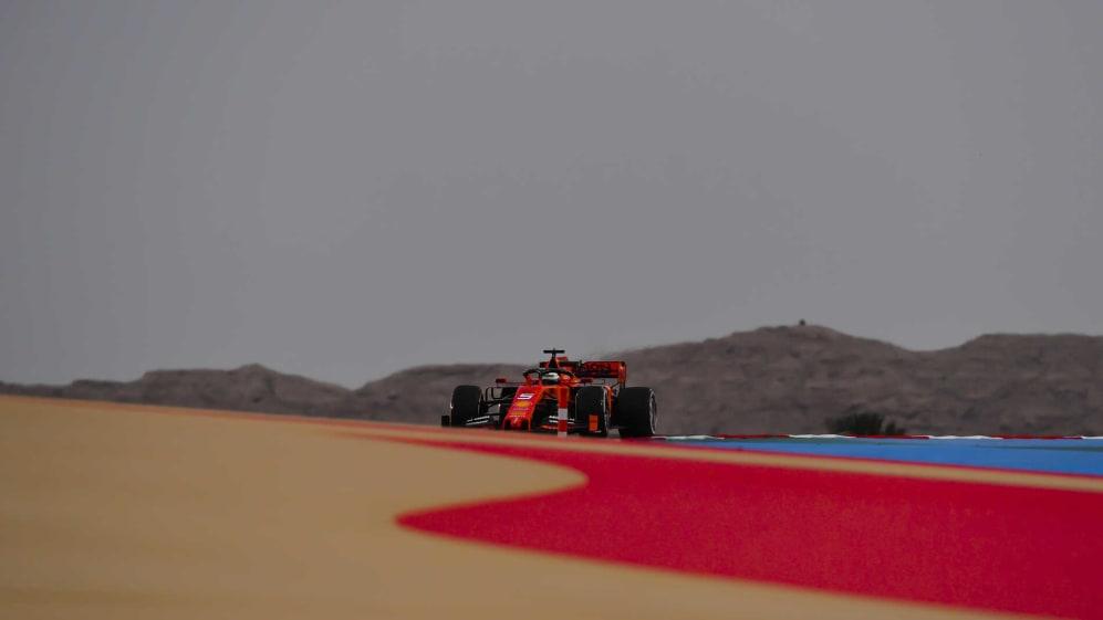 2019 Bahrain April testing