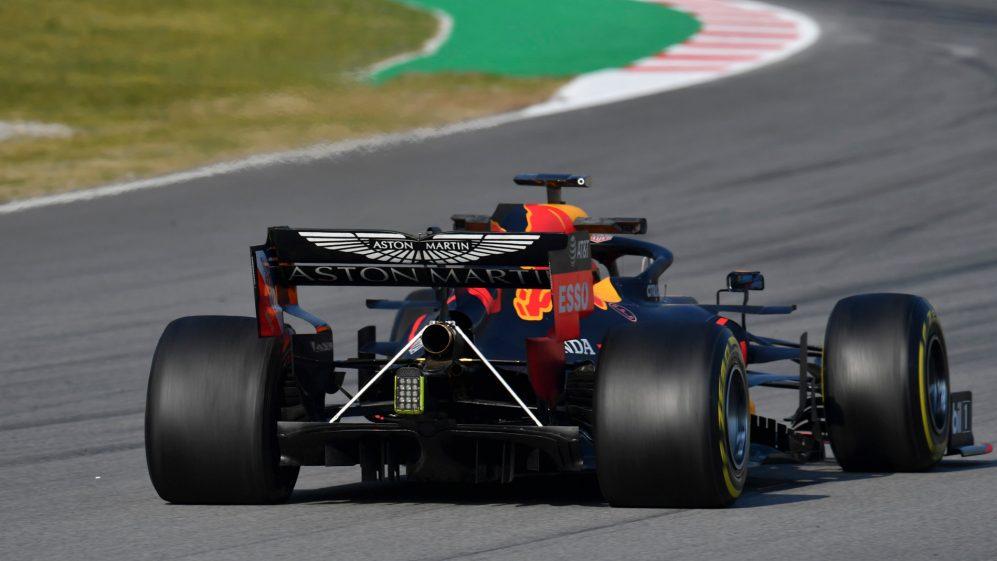 2019 Barcelona February testing