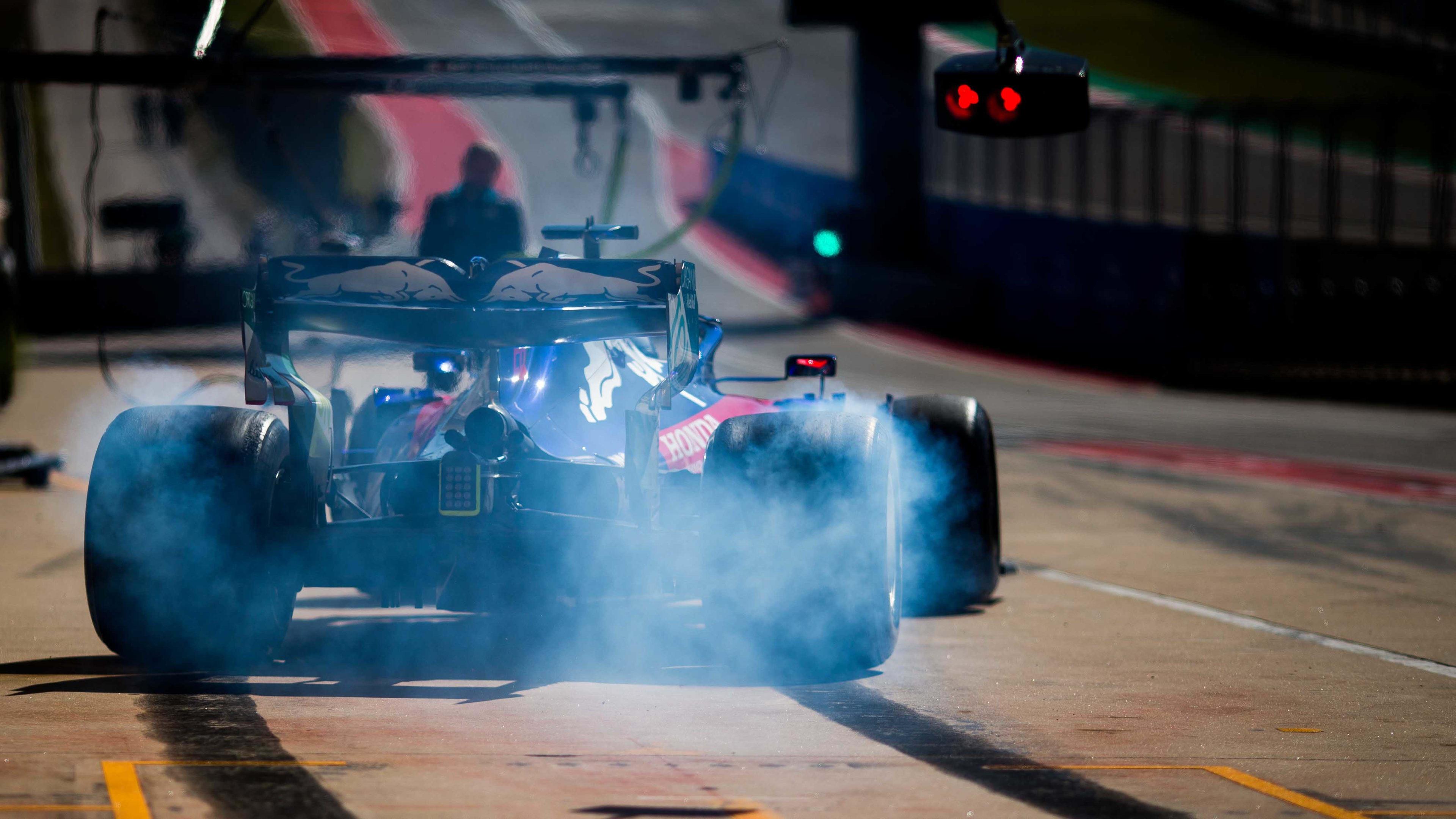 Ferrari F1 Formula 1 Team Pit Stop Reproduction Garage Sign