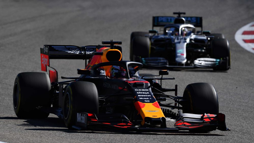Honda close to matching Mercedes on power, says Max Verstappen at the end of the 2019 season | Formula 1®