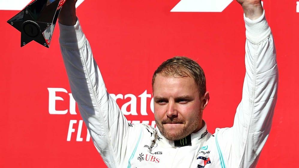 Bottas gana en Austin y Hamilton se coronó campeón mundial de F1 por sexta vez