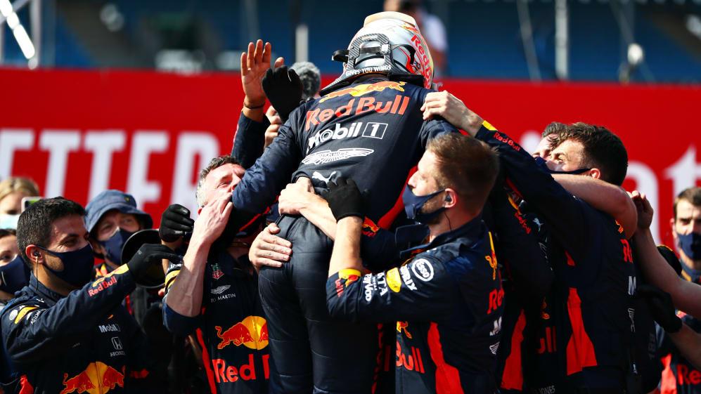 Max Verstappen wygrał czy Mercedes przegrał