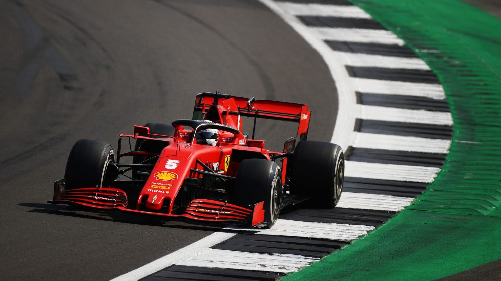 Ferrari Give Vettel New Chassis For Spanish Grand Prix After Small Fault Found Formula 1