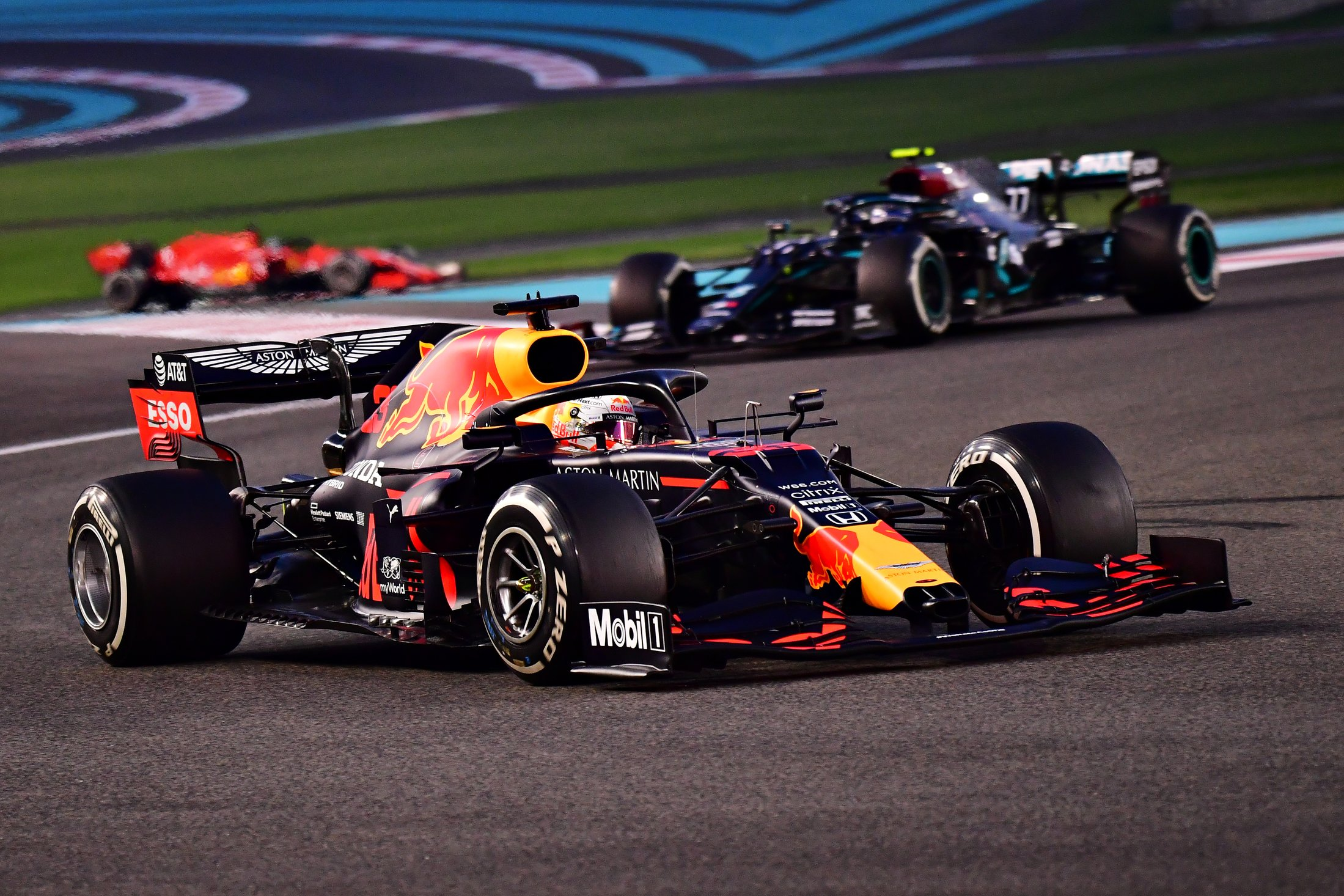 formule 1 red bull auto