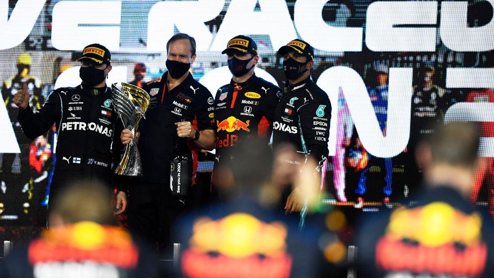 Gran Premio de F1 de Abu Dhabi