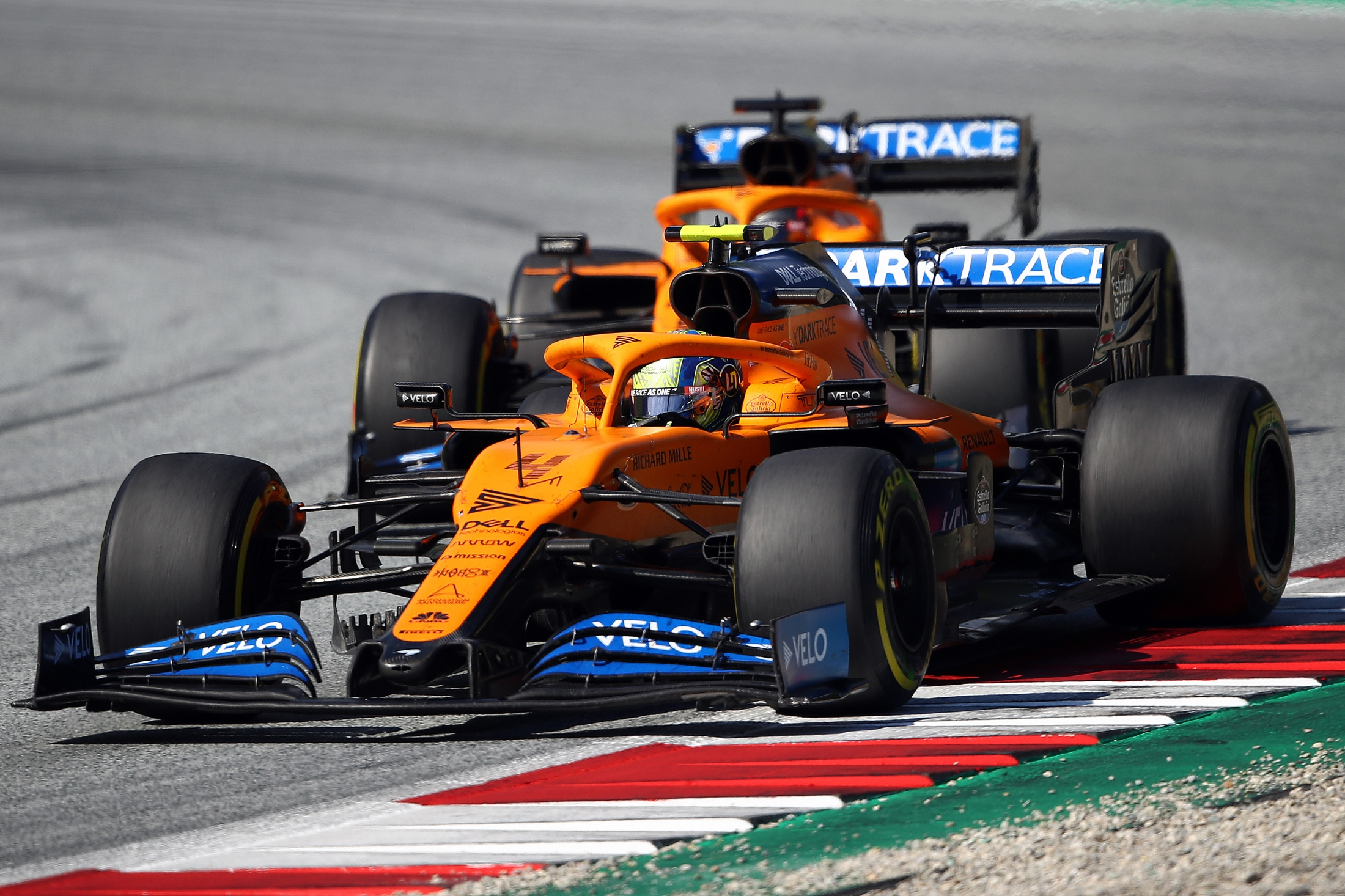 Mclaren Taking Lots Of Positives From First Three Races But Say They Must Improve Ahead Of Silverstone Formula 1