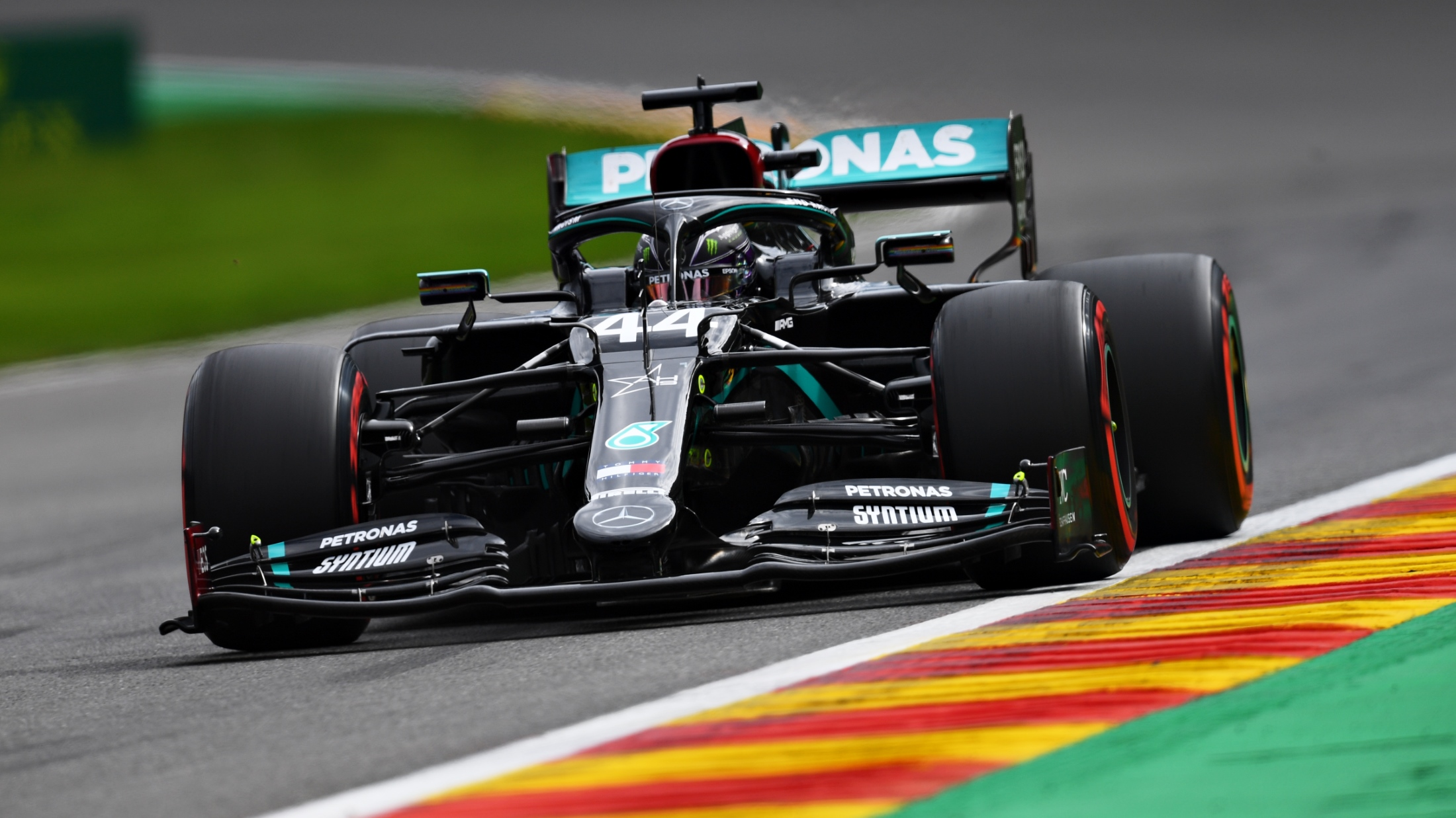 2020 Belgian Grand Prix Qualifying Report Hamilton Storms To Pole As Both Ferraris Are Knocked Out In Q2 Formula 1