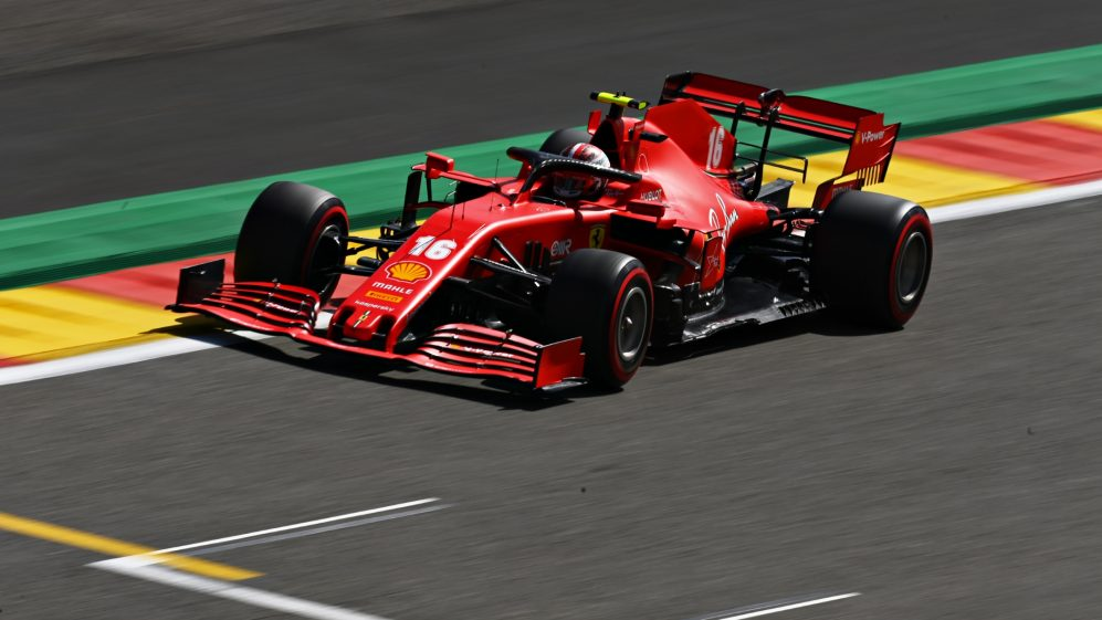 Analysis How And Why Are Ferrari So Far Off The Pace In Belgium Formula 1