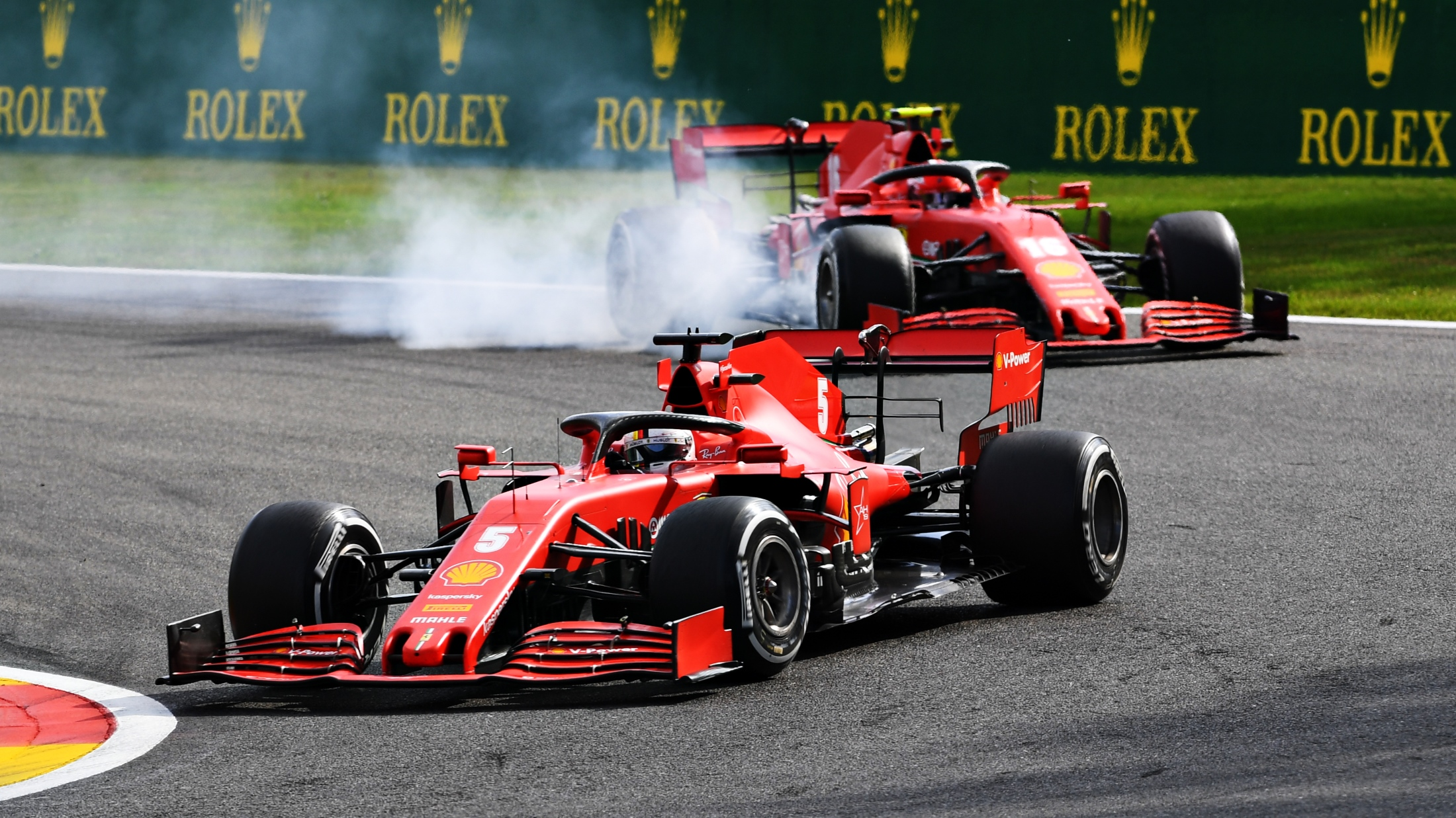 Ferrari looking to put 'extremely frustrating' Spa weekend behind them  ahead of pair of home races | Formula 1®