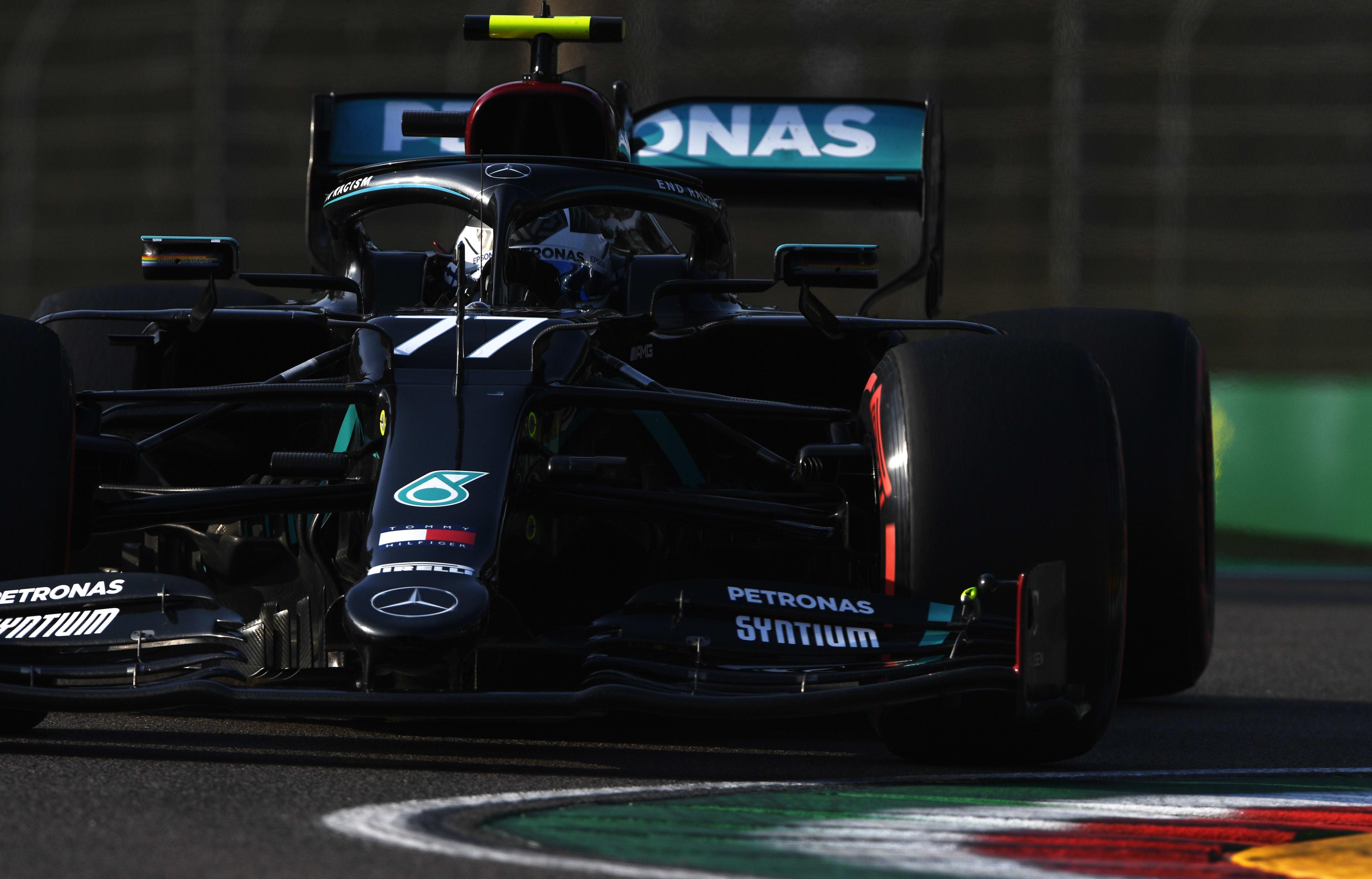 2020 Emilia Romagna Grand Prix qualifying report: Bottas beats Hamilton to take pole at Imola as Verstappen survives Q2 scare to take 3rd | Formula 1®