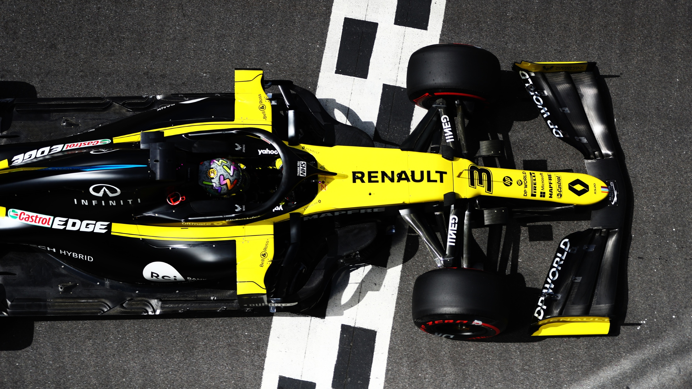 Third In Constructors Possible For Renault This Year Says Daniel Ricciardo Formula 1