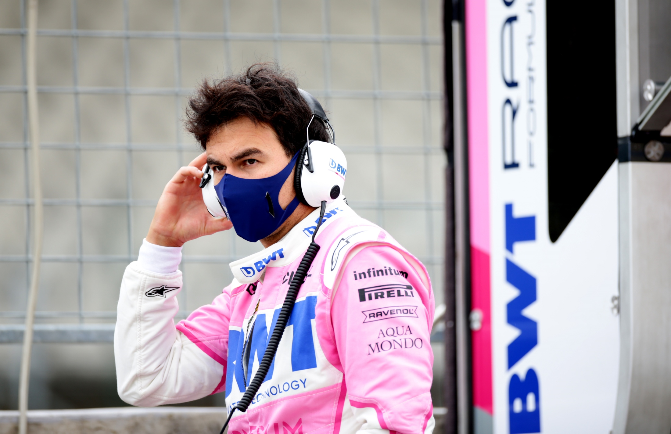 Sergio Perez Ruled Out Of British Grand Prix After Testing Positive For Covid 19 Formula 1