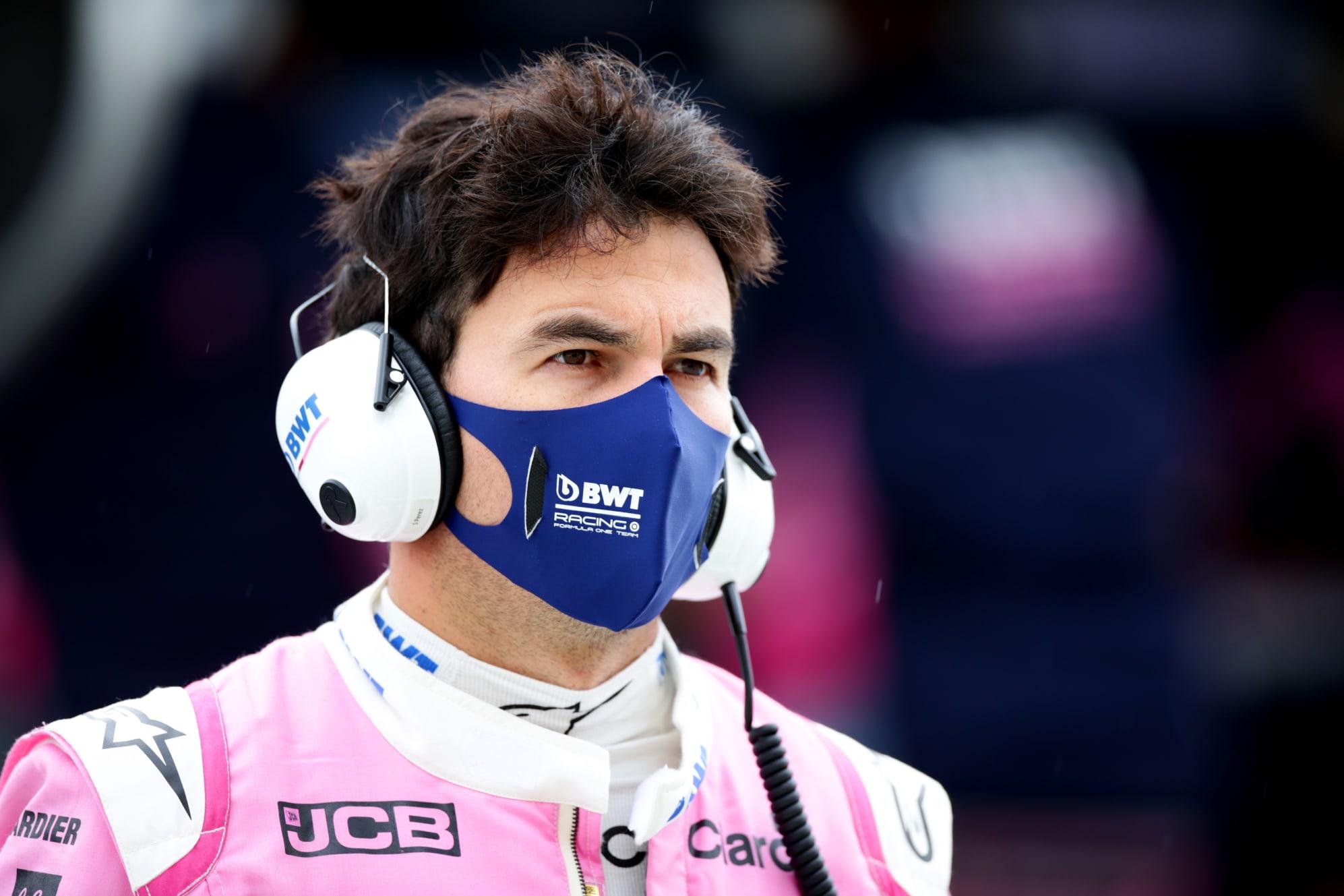 F1 Racing Point Confirma Volta De Sergio Perez Para O Gp Da Espanha All The Cars