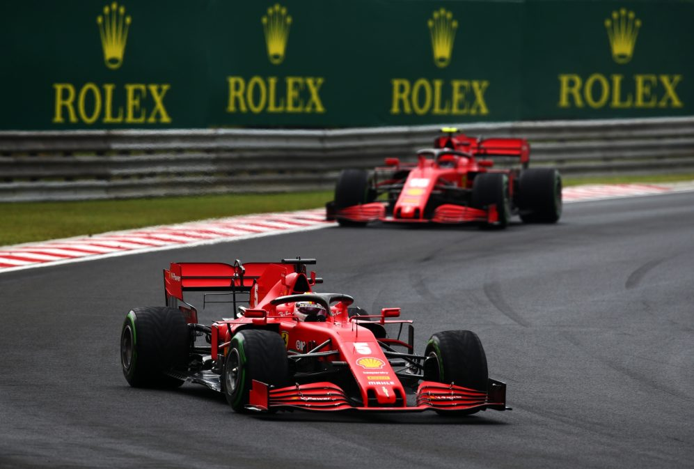 Racing Is In Our Dna Says Ferrari Chief As The Team Signs New F1 Concorde Agreement Formula 1