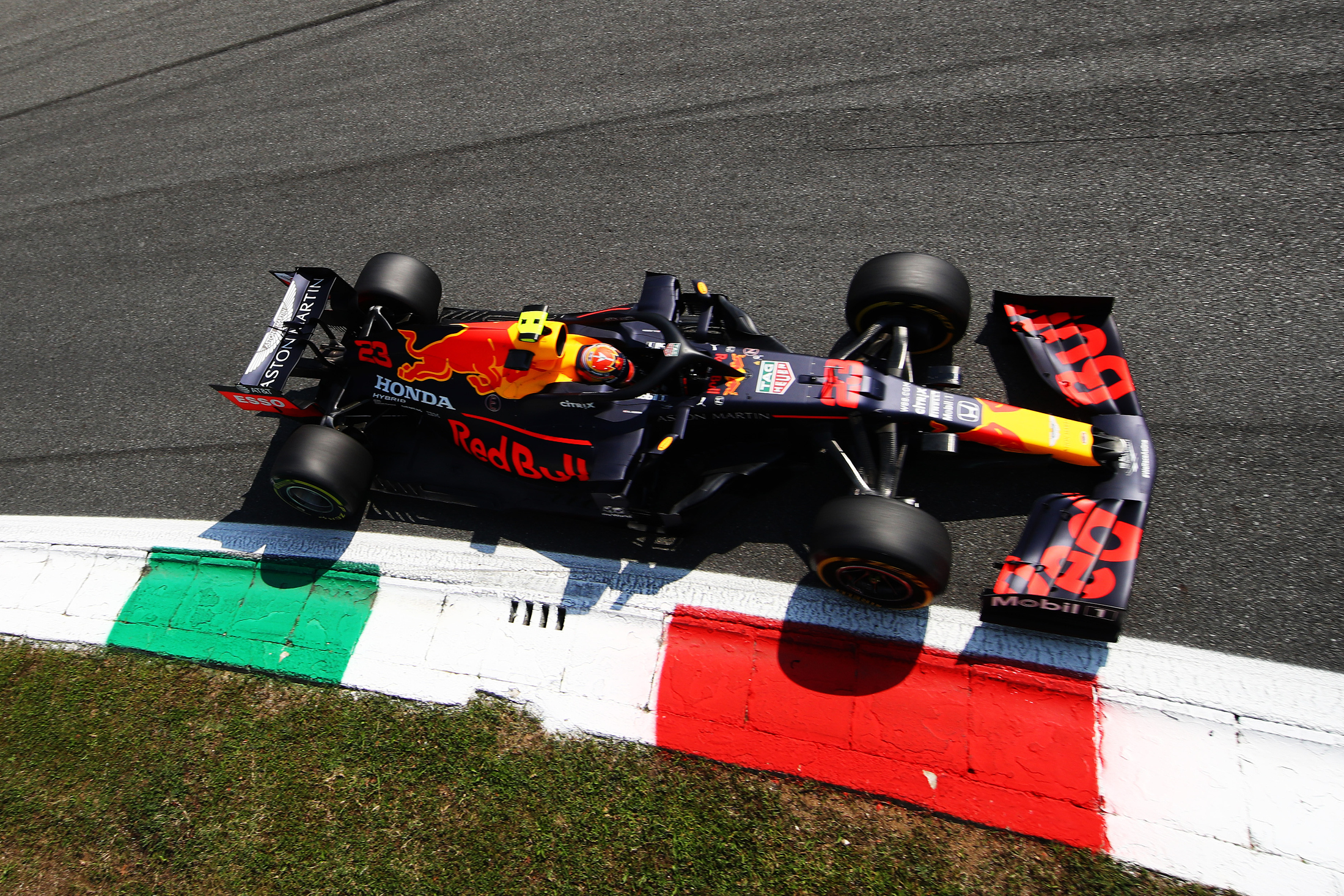Live Coverage Qualifying In Italy Formula 1