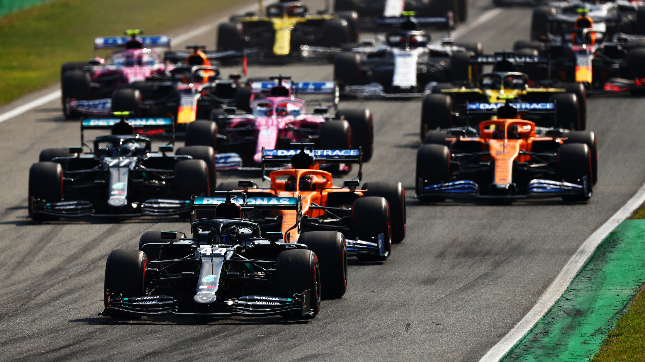REVEALED: You chose this race as your favourite of 2020 so far... | Formula 1®