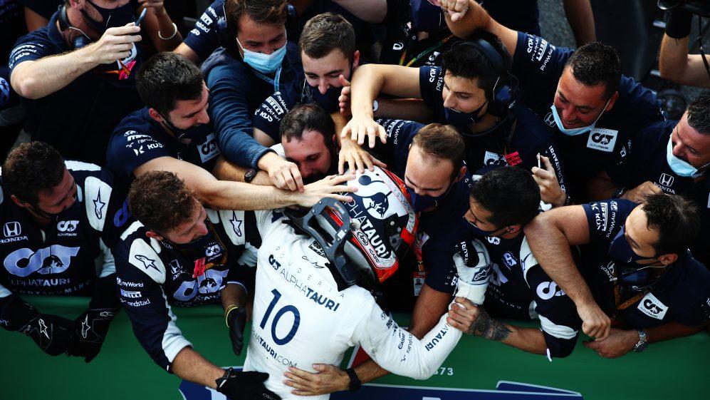 F1 Gran Premio de Italia