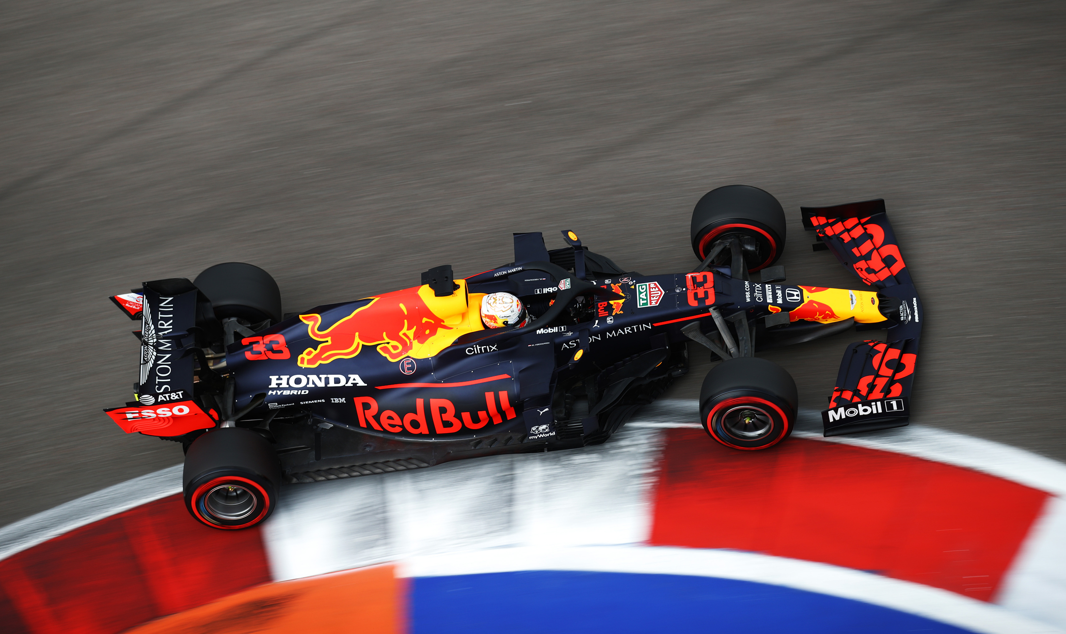 Russian Gp Qualifying Facts And Stats Verstappen Ends A Mercedes Run At Sochi Formula 1