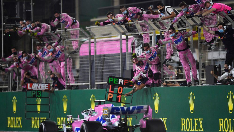 F1 Gran Premio de Sakhir
